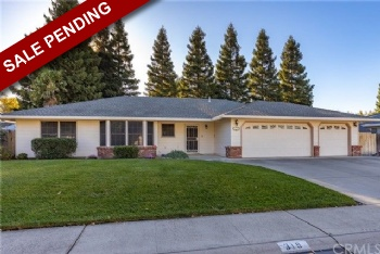 Photo of 319   Silver Lake Drive  Chico CA